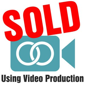 Sold Sign reading Using Video Production